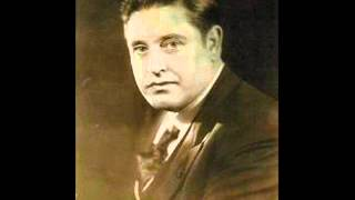 "John McCormack Sings Stephen Foster's ""Jeanie With The Light Brown Hair,""  1934"