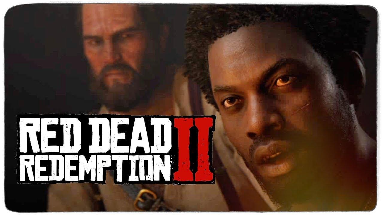 ГУАРМА - РАЙСКИЙ ОСТРОВ ● Red Dead Redemption 2 #18