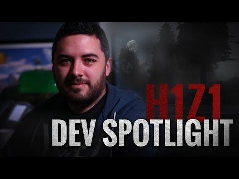 H1Z1 Dev Spotlight - Adam Clegg [Official Video]