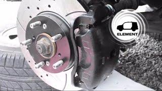 Honda Element Front Brake Job (Calipers, Rotors, Pads..)