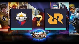 AE vs RRQ - YUJI vs LEMON - MSC 2018 - MOBILE LEGENDS - 2000 DIAMONDS GIVEAWAY