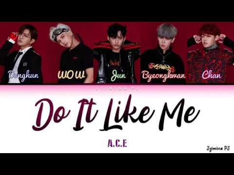 Download A.C.E 에이스 - 'Do It Like Me' s Color Coded_Han_Rom_Eng Mp4 baru