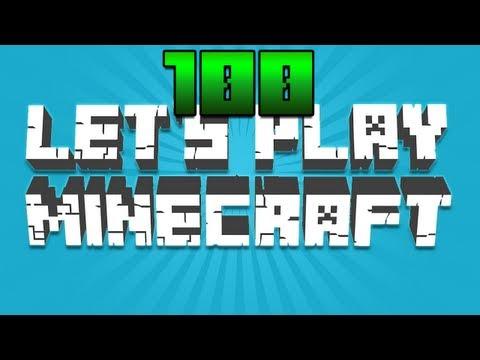 Lets Play Minecraft! 100 - Perpetual Geothermal Energy Generator