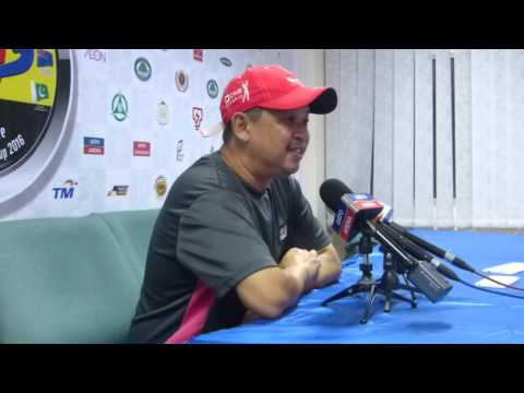 Sultan Azlan Shah Cup 2016: Day 2: Malaysia Post Match Press Con