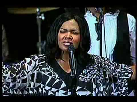 Cece Winans - Worship His Majesty 2010 New York video