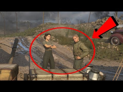 Proof That Call Of Duty World War 2 Is Lazy