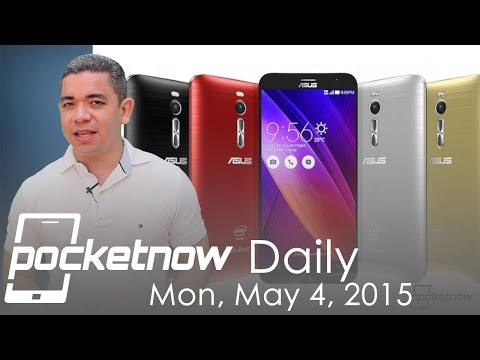 ASUS ZenFone 2 deals, iPhone China supremacy, Galaxy S6 camera & more - Pocketnow Daily