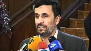 اقدام بی سابقه؛ پخش فیلم هشدار احمدینژاد به خامنه ای