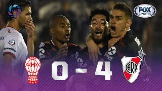 Huracán - River Plate [0-4] | GOLES | Superliga Argentina Fecha 6 | FOX Sports