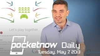 Google Playground Rumors, Galaxy S 4 Zoom, Nokia Upset At Elop & More - Pocketnow Daily