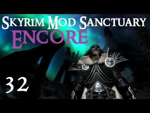 Skyrim Mod Sanctuary 32 Encore : Acquisitive Soul Gems