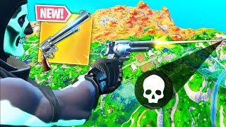 *NEW* MOST OP GUN EVER.!!! *SIX SHOOTER* | Fortnite Halloween 2018 Funny and Best Moments Ep.272