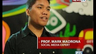 "Mark Madrona explains social media trolls on ""Investigative Documentaries"""