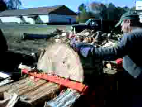"Best Log Splitter Tempest Wood Splitter Splitting 24"" Oak"