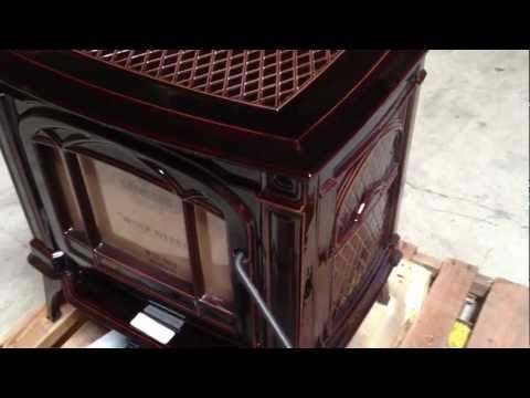 Napoleon 1100CN Cast Iron EPA Certified Wood Burning Stove Review DIY Product