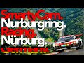 SmartyCam Nrburgring Racing Track in Nrburg, Germany