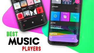 Best Android Music Player Apps 2019 🎧