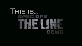 This is Spec Ops_ The Line