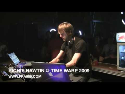 RICHIE HAWTIN INTRO @ TIMEWARP 2009 HQ