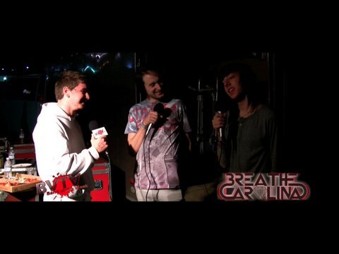 Breathe Carolina Interview #2 - BVTV