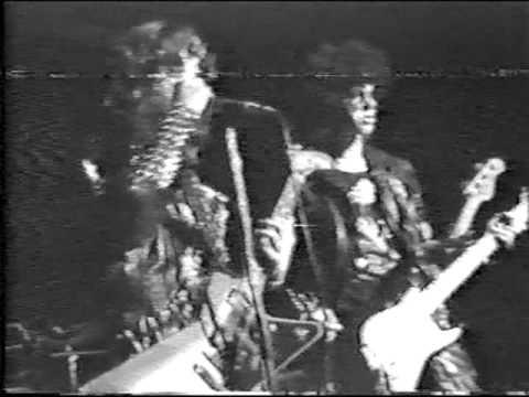 SEPULTURA Live In Belo Horizonte, Brazil - Rare 1985 Footage