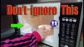 YOU WILL NEVER use Microwave AGAIN, These Diseases Are All Caused By Microwave Ovens And You've Prob