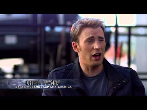 Marvel's Captain America: The Winter Soldier - Blu-ray Featurette 5