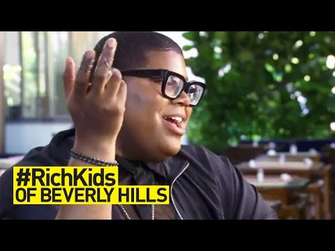 EJ Gets Involved in Dorothy's Fight with Roxy   #RichKids of Beverly Hills l E!