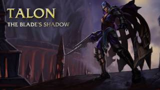 Talon: Champion Spotlight | Gameplay - League of Legends