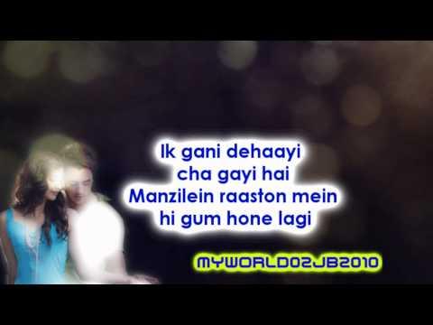 Bin tere lyrics i hate luv storys HDHQ