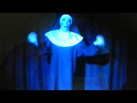 La monja quiere ser una puta