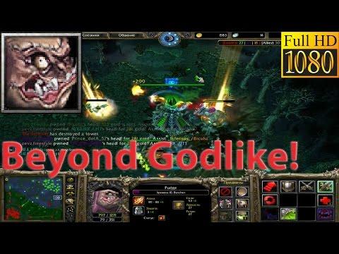 DoTa 6.83 - САМЫЕ СМЕШНЫЕ ХУКИ НА ПУДЖЕ! :D ★ Beyond Godlike! #2