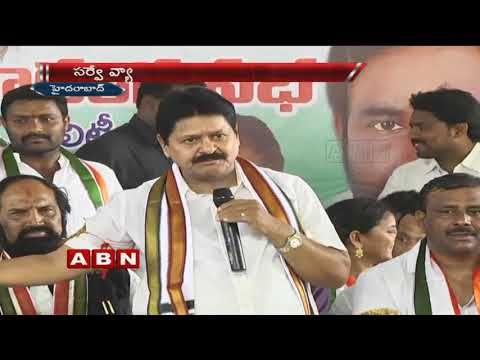 Congress Leader Sarvey Sathyanarayana says Uttam Kumar Reddy is next CM for Telangana