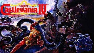 [LIVE] Super Castlevania IV -Até Zerar