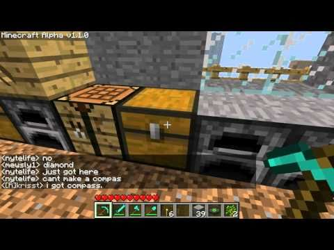 Let's Play Minecraft Multiplayer - Part 1 - The SkyCity