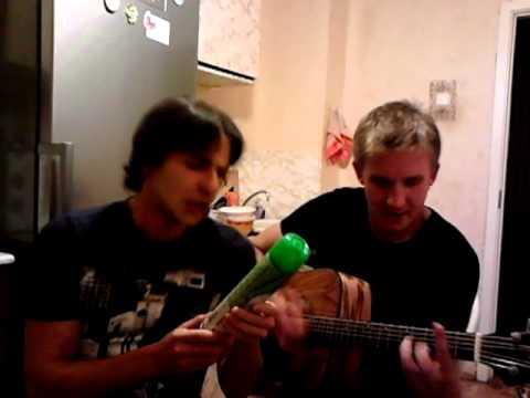 Казахская песня