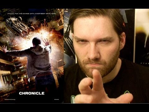 Chronicle - Movie Review By Chris Stuckmann
