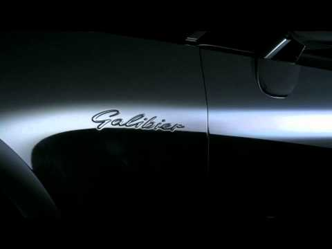 Bugatti 16C Galibier | Four Door Concept Car | Geneva 2009