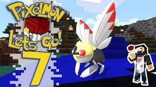Pixelmon: Let's Go! - EP07 - FASTEST (NON LEGENDARY) POKEMON! (Minecraft Pokemon) #PixelmonLetsGo