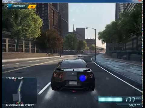 NFS MOST WANTED 2012 НА СЛАБОМ ПК