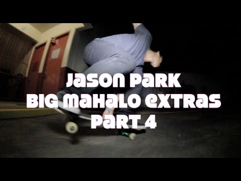 Jason Park - The Big Mahalo Extras pt4