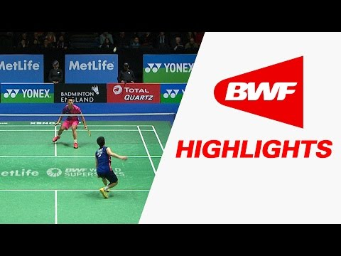 Yonex All England Open 2016 | Badminton R16 – Highlights