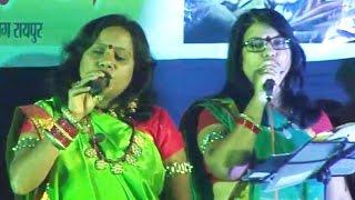 चोला माटी के हे राम | Singer- Kiran Sharma |  Live Stage Program in Raipur Chhattisgarh