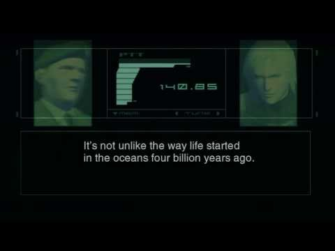 Colonel JD AI Codec Conversation MGS2 HD