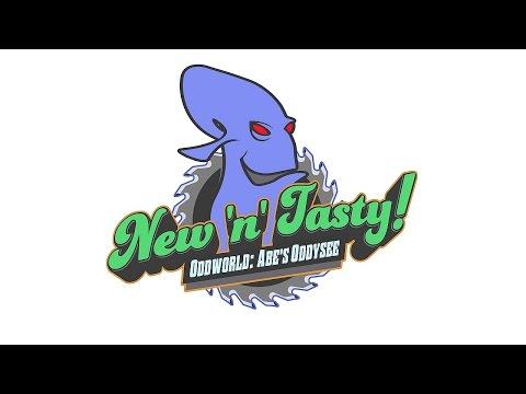 Oddworld: Abe's Oddysee New N' Tasty - rzut okiem na świetny remake