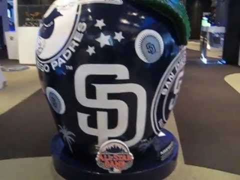 San Diego Padres 2013 MLB All Star Game Apple!