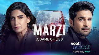 Marzi on Voot | A Game of Lies | Theatrical Trailer | Voot Select