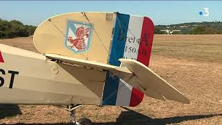 Saint-Junien : des avions mythiques à Légend'Air