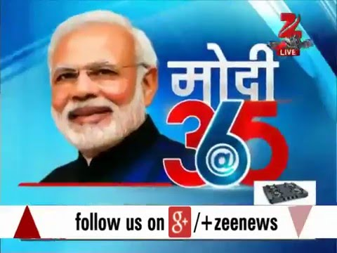 One year of PM Modi's swearing-in!
