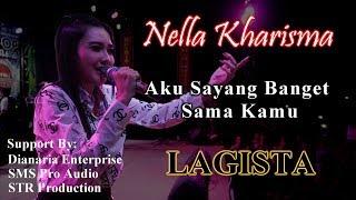 Nella Kharisma - Aku Sayang Banget Sama Kamu - LAGISTA Live Semarang Fair 2018   HD vide